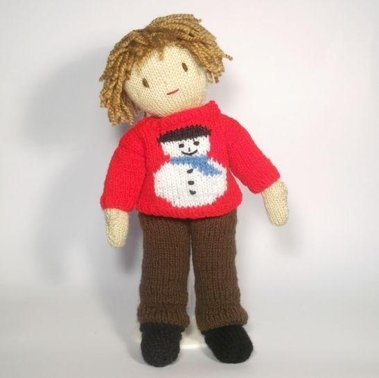 Winter Jesse Doll at Makerist - Image 1