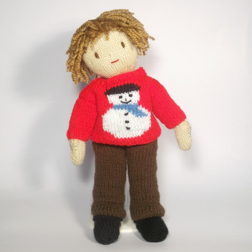 Winter Jesse Doll