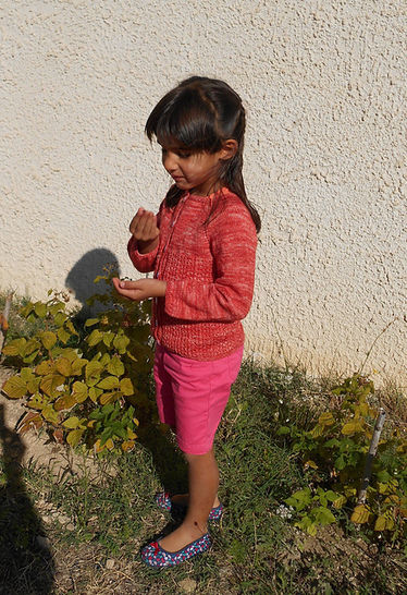 Kesra - baby and girl cardigan at Makerist - Image 1