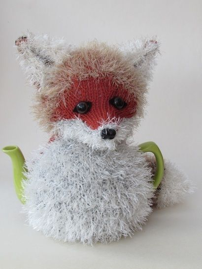 Fox tea cosy at Makerist - Image 1