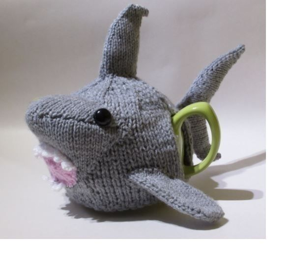 Shark tea cosy at Makerist - Image 1