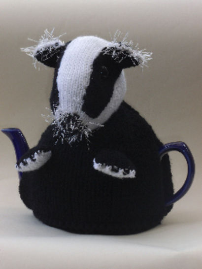 Badger tea cosy at Makerist - Image 1