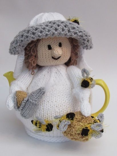 Beekeeper tea cosy at Makerist - Image 1