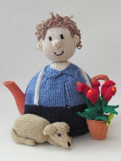 Gardener tea cosy at Makerist - Image 1