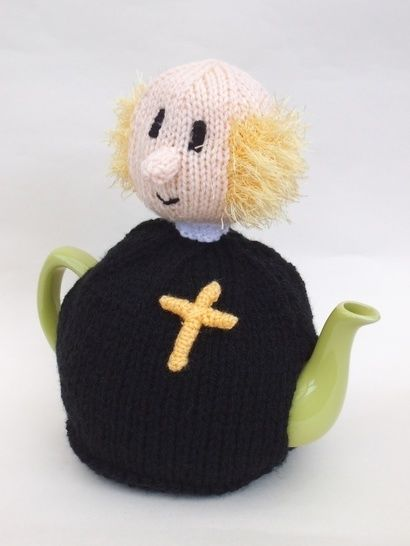 Vicar tea cosy at Makerist - Image 1