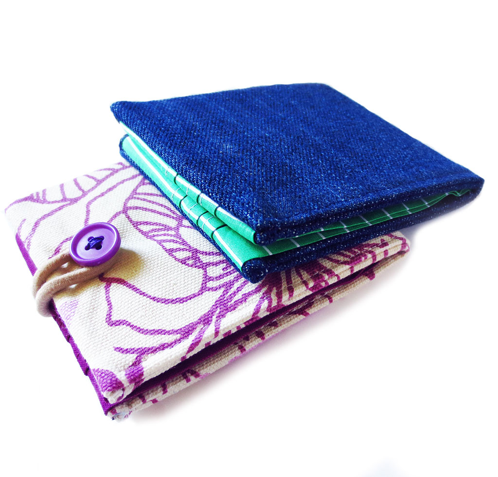 billfold style wallet - sewing pattern