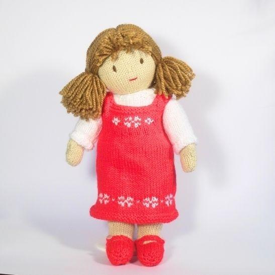 Winter Josie Doll at Makerist - Image 1