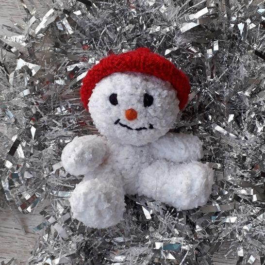 Snowbaby knitting pattern at Makerist - Image 1