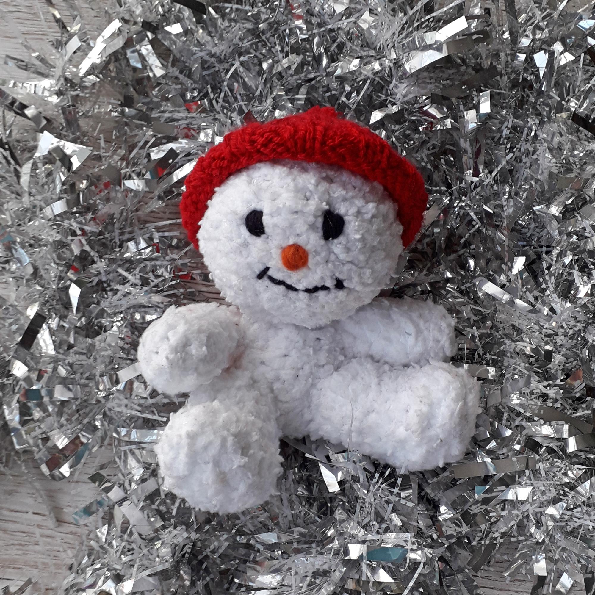 Snowbaby knitting pattern