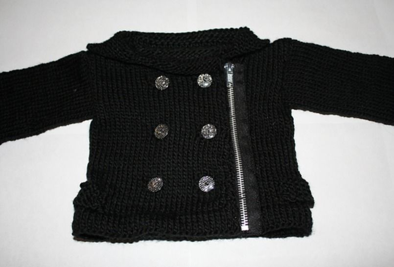 Baby Moto Jacket & Boots at Makerist - Image 1