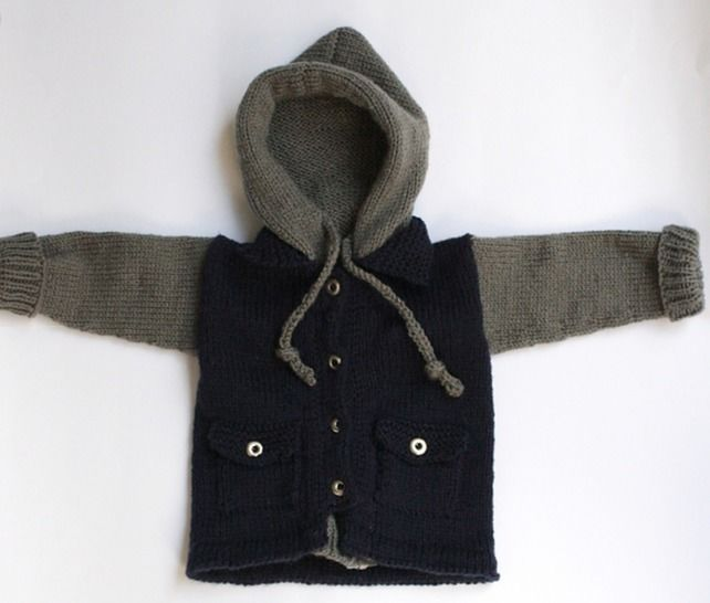 Baby Hoodie Jacket at Makerist - Image 1