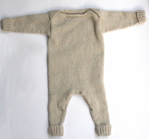 Baby Envelope Romper at Makerist - Image 1