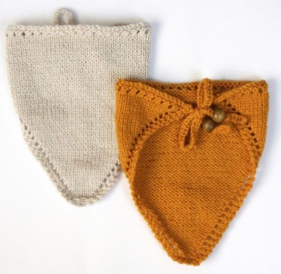Baby Handkerchief Bib at Makerist - Image 1