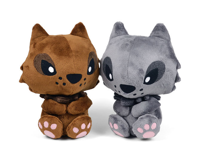 Baby Werewolf Plush Toy Sewing Pattern at Makerist - Image 1