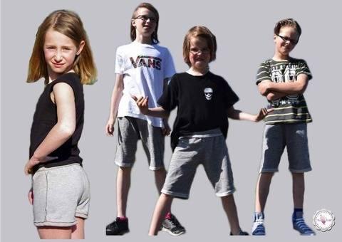 BeeShorty Kids Gr. 110 - 170