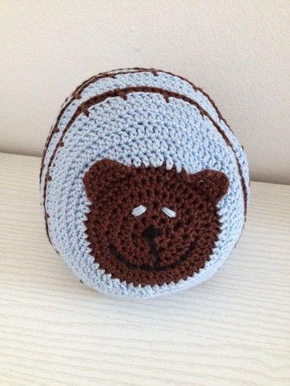 Häkelanleitung Babymütze für Jungs  bei Makerist - Bild 1