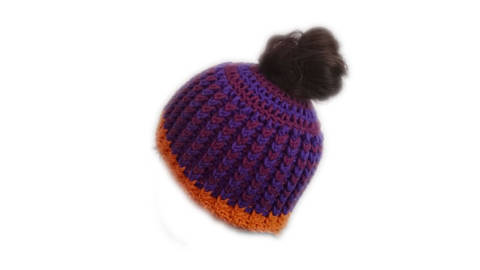 Insanis - Messy-Bun-Hat bei Makerist