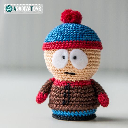 Crochet Pattern of Stan Marsh by AradiyaToys at Makerist - Image 1