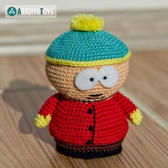 Crochet Pattern of Eric Cartman by AradiyaToys at Makerist - Image 1