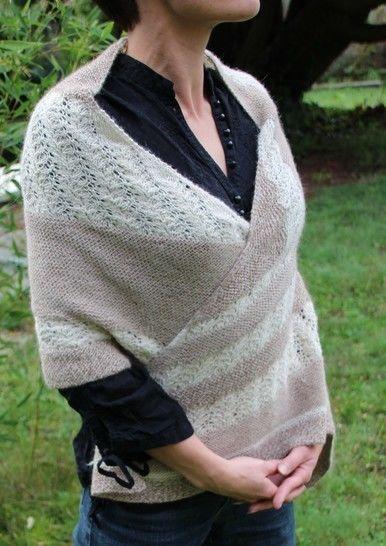 Alvaro shawl (en) bei Makerist - Bild 1