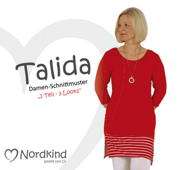 Ebook Longpulli Talida bei Makerist - Bild 1