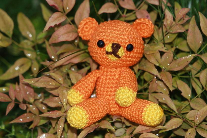 Häkelanleitung Easy Peasy Teddy Bear bei Makerist - Bild 1