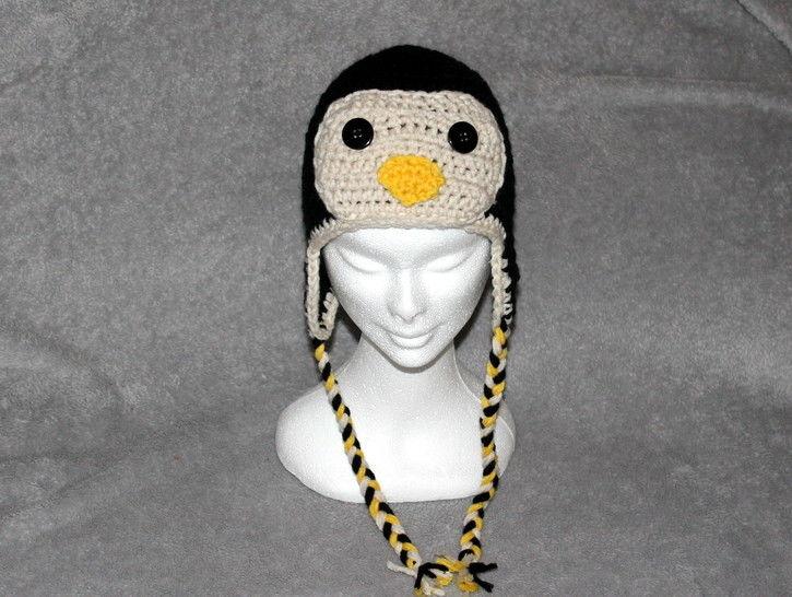 ebook Pinguinmütze in drei verschiedenen Größen bei Makerist - Bild 1