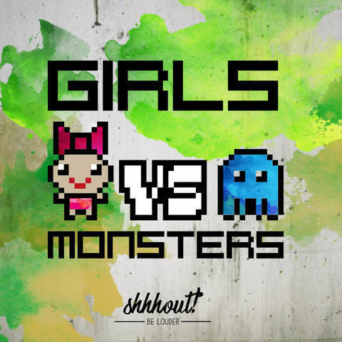 GIRLS VS MONSTERS