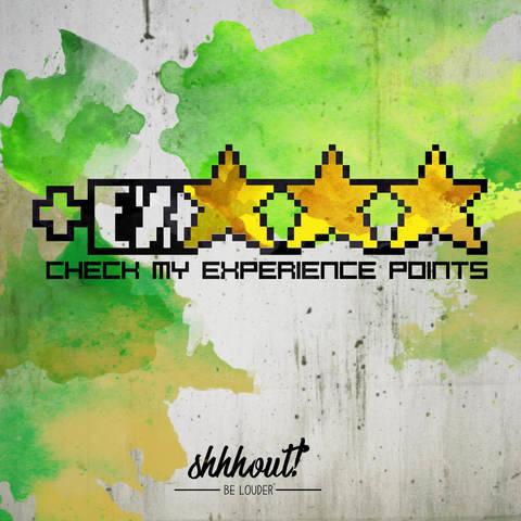 EXPERIENCE POINTS - Plotterdatei