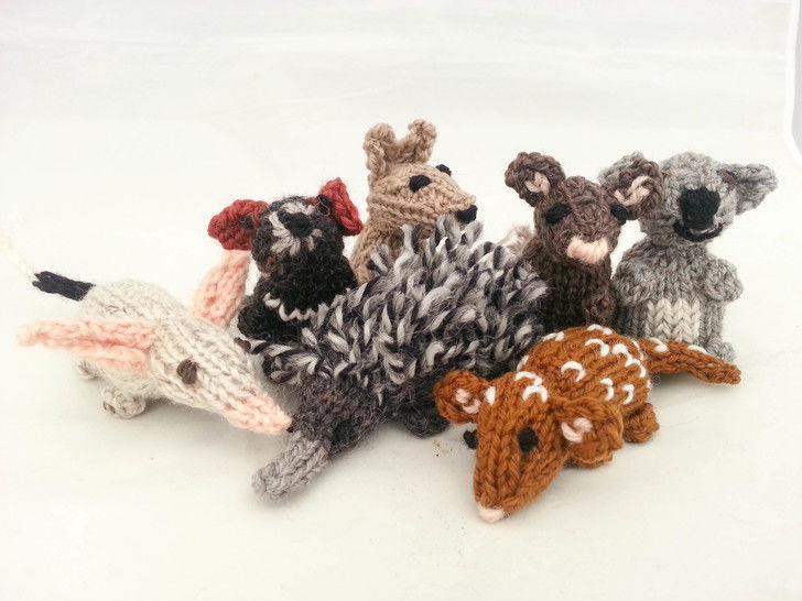 Knitting Pattern - Australian Animals  at Makerist - Image 1