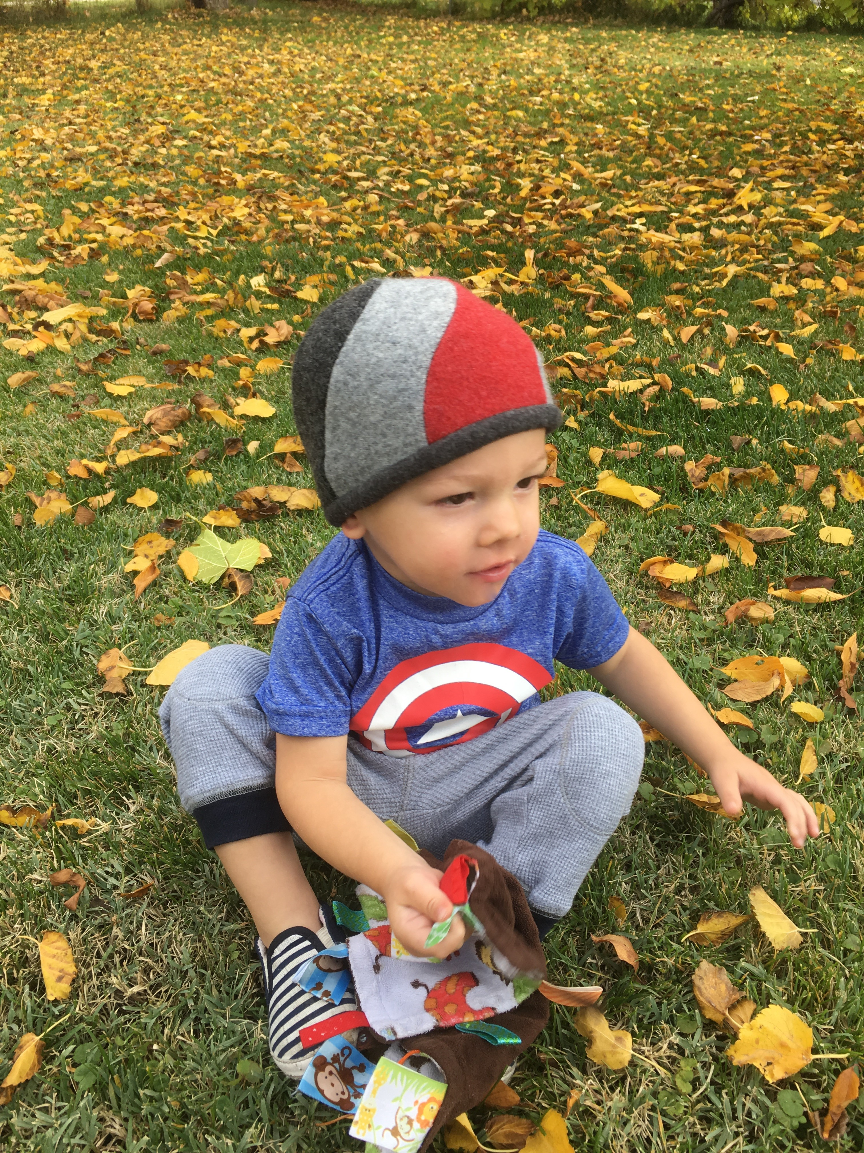 Spiral Beanie - Sewing PDF Pattern - 6-12 mo, Toddler, Child 3-10, Youth, Adult Large, Adult XLarge