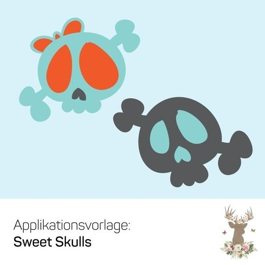 "Applikation ""SweetSkulls"" bei Makerist - Bild 1"