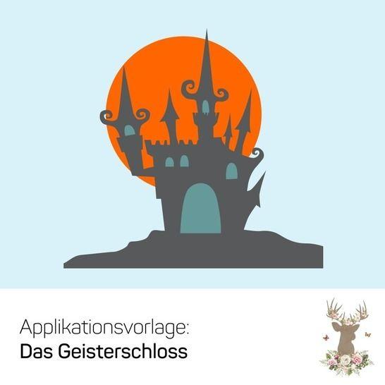 """Applikation """"Das Geisterschloss"""" bei Makerist - Bild 1"""