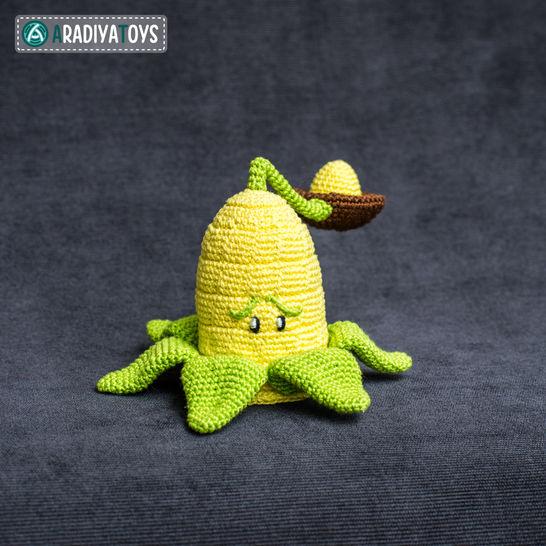 Crochet Pattern of Kernel-pult by AradiyaToys at Makerist - Image 1