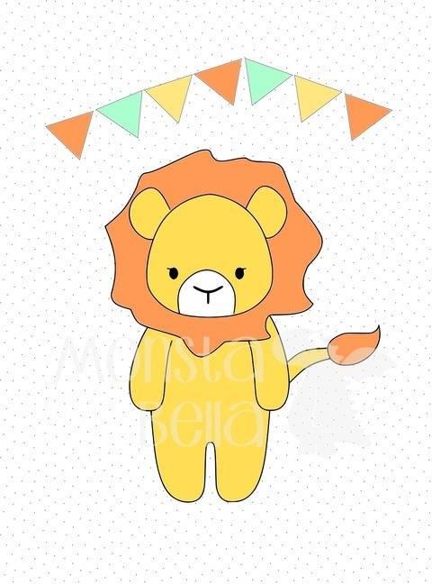 Applikationsvorlage Löwe bei Makerist