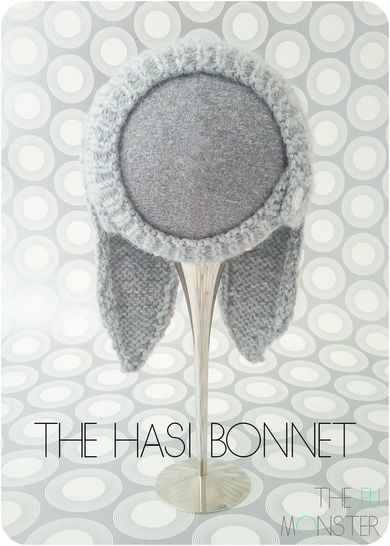 The Hasi Bonnet Sized Newborn at Makerist - Image 1