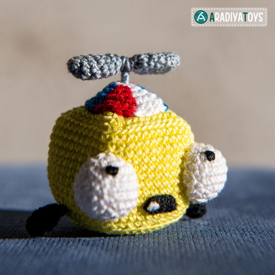 Crochet Pattern of Fish Edward by AradiyaToys at Makerist - Image 1