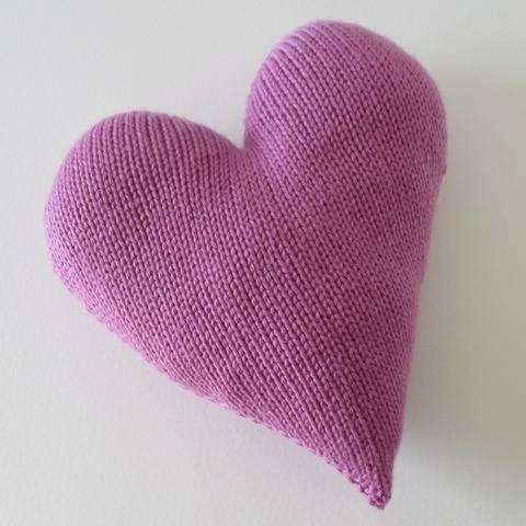 Heart Cushion at Makerist