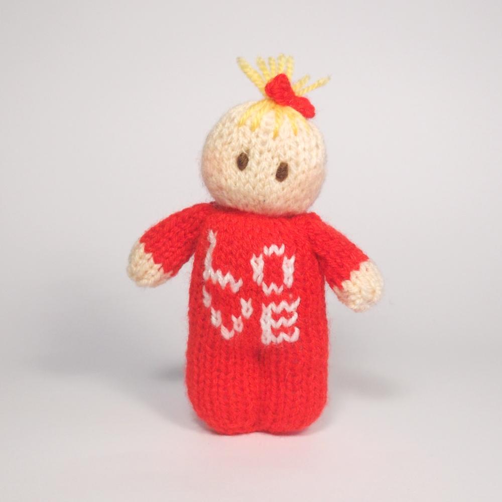 Love Bitsy Baby Doll