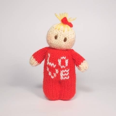 Love Bitsy Baby Doll at Makerist