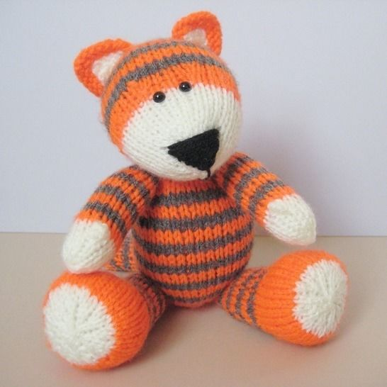Toby the Tiger at Makerist - Image 1