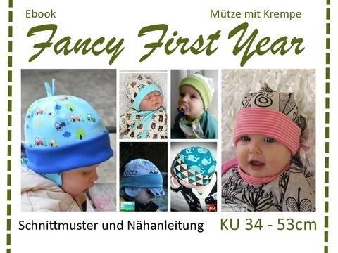 Ebook Mütze mit Krempe - FancyFirstYear Kollektion