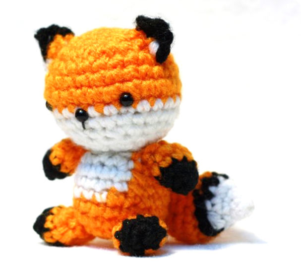 Fox Amigurumi, Mr. Furu - Free Crochet Pattern | Crochet fox pattern free, Amigurumi  fox pattern, Crocheted fox pattern | 546x607