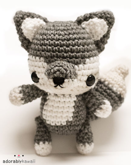 Forest Friends: Amigurumi Crochet Pattern | 546x432