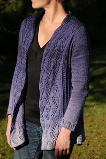 lisa cardigan (en) bei Makerist - Bild 1
