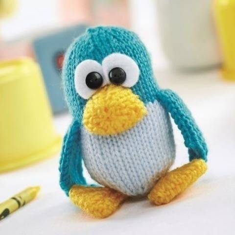 Kevin the Penguin at Makerist