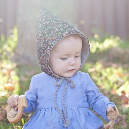 Pixie Hat - Unisex PDF Sewing Pattern - Sizes Infant to age 10 at Makerist - Image 1