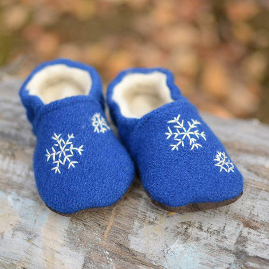 Wayfarer Shoes - Baby and Child - PDF Pattern at Makerist - Image 1