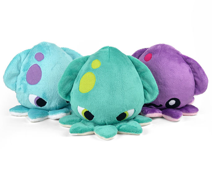 Squid Kraken Plush Toy Sewing Pattern at Makerist - Image 1