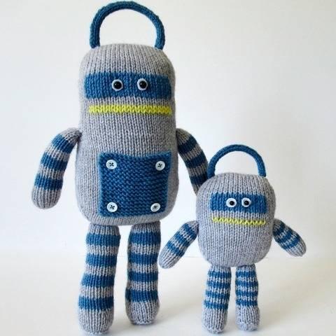 Robots at Makerist